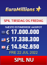 Spille EuroMillions