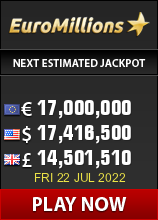 EuroMillions Lottery image