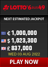 German Lotto Jackpot